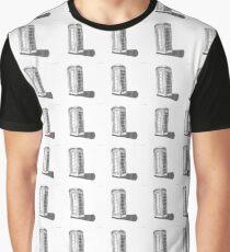 London telephone box doodle  Graphic T-Shirt