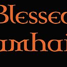 Blessed Samhain by VioletaOrts