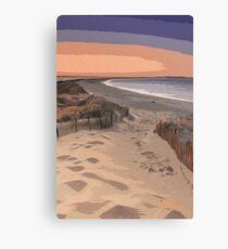 Coastal Paradise Canvas Print