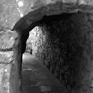 Tunnel in Rock City, Tennesse by BlackHairMoe