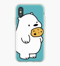 Ice Bear Cookies iPhone Case