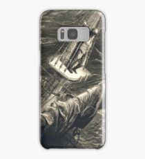 Gustave Dore or Doré Samual Taylor Coleridge Rime of the Ancient Mariner 011 Samsung Galaxy Case/Skin