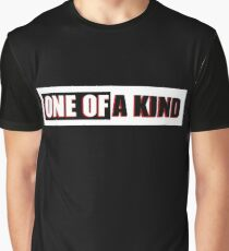 One Of A Kind G Dragon Graphic T-Shirt