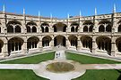 Jerónimos Monastery, Lisbon by Trish Meyer