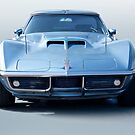 1969 Corvette Stingray VI by DaveKoontz