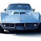 1969 Corvette Stingray VII by DaveKoontz