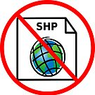 Help ban the trade in Shapefiles by ianturton