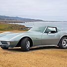 1971 Corvette C3 Stingray Coupe 'Oceanside' by DaveKoontz