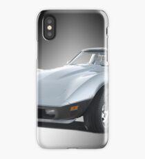 1978 Corvette C3 Stingray 'Studio' I iPhone Case/Skin