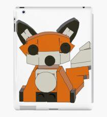 Brick Fox iPad Case/Skin