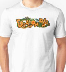 Dragon Ball Z Logo Classic T-Shirt