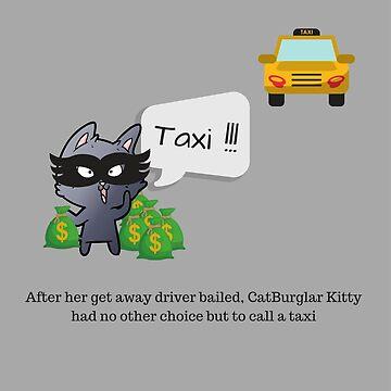 CatBurglar Kitty Comic by Hgomez84