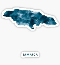 Jamaica Sticker