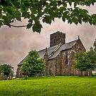St Andrew, Narberth by mlphoto