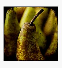 Pears Photographic Print