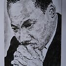 Martin Luther King by lenslife