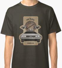 DMC Hill Valley Classic T-Shirt
