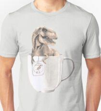 Camiseta unisex Tea Rex