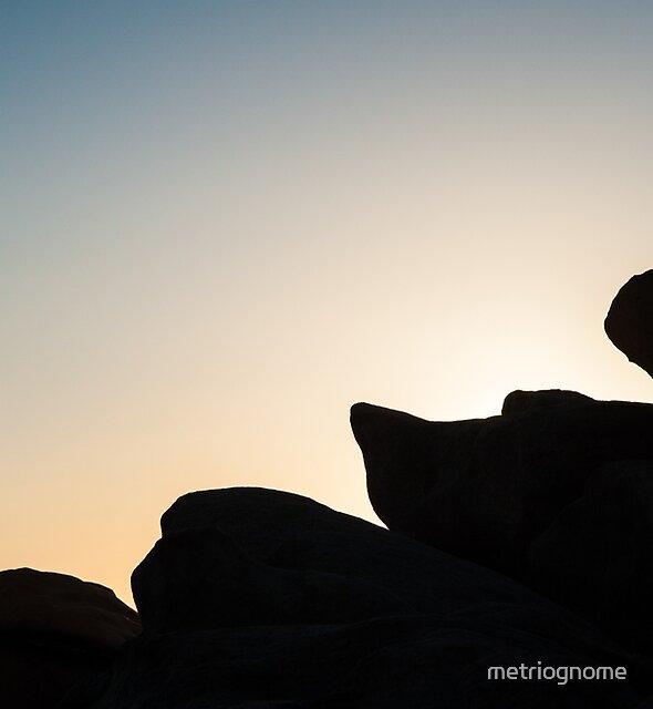 The Rocks by metriognome