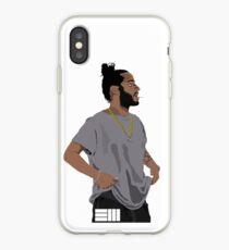 Russ Cartoon iPhone Case