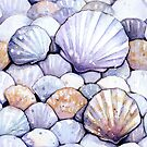 Sea Shells Amethyst by SamNagel