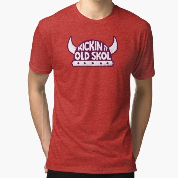 Old Skol Tri-blend T-Shirt
