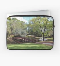 Scenic Pond Laptop Sleeve