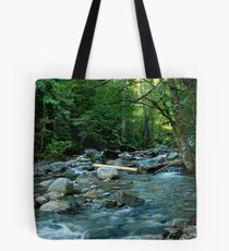 Lazy Day in the Forest Tote Bag