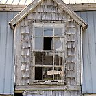 Old Barn Window by Ethna Gillespie
