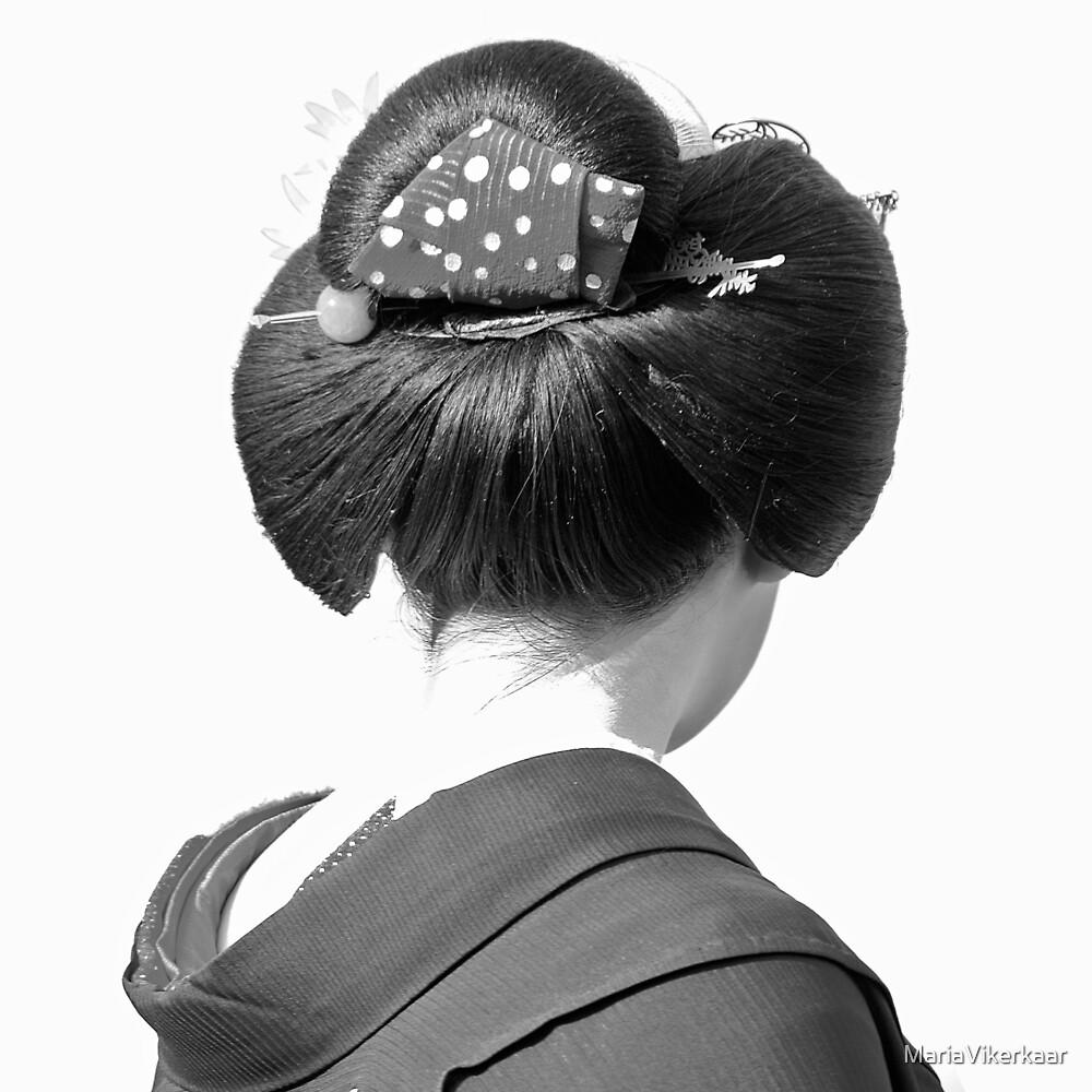 Geisha || by MariaVikerkaar