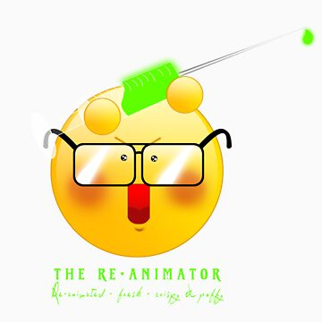 The Re-Animator - reanimated, fresh, crispy & Puffy by ailime