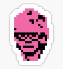 Limited Edition 8-Bit Pinkadam Sticker