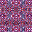 Wildflower Poppy Field by peaceofpistudio