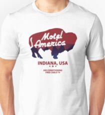 Motel America logo  (American Gods TV series) Unisex T-Shirt