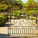 Enter the Garden Gate by Marilyn Cornwell