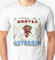 Wanted Guybrush Unisex T-Shirt