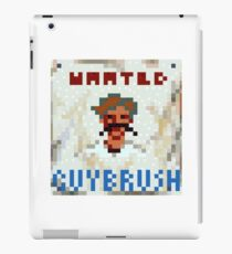 Wanted Guybrush iPad Case/Skin