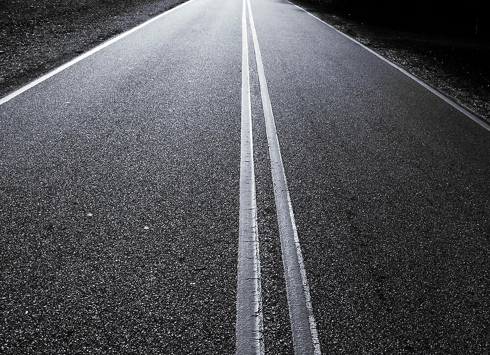 open road by keysimagine