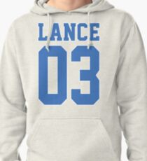Lance Sport Jersey Pullover Hoodie