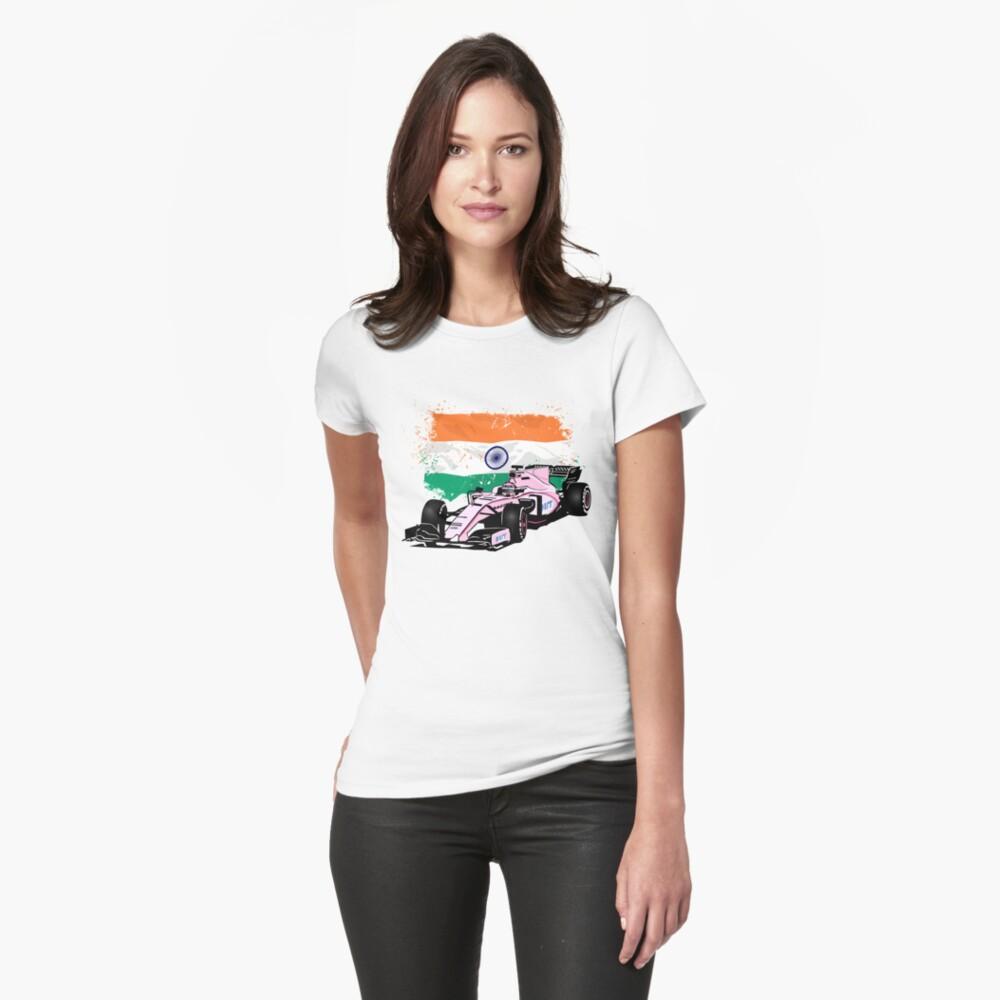 Formula 1 Racing Womens T-Shirt Front