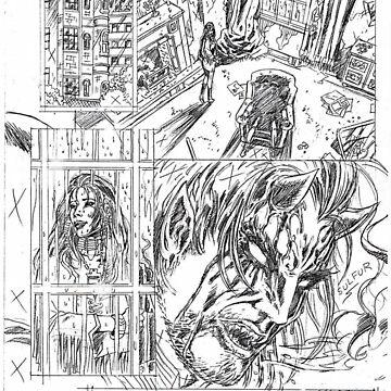 Legion 0, page 1 Framed by ArmoredPhoenix