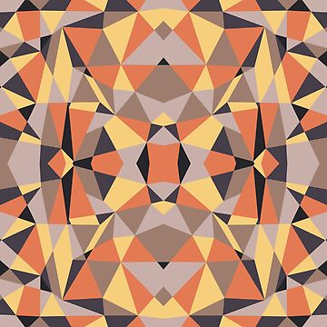 Abstract pattern 10 by ZsaMo