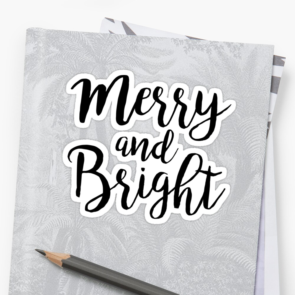 Merry and Bright | Christmas by koovox