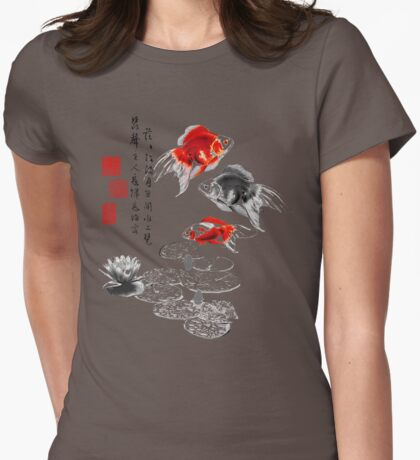 Chinese Painting T-Shirt