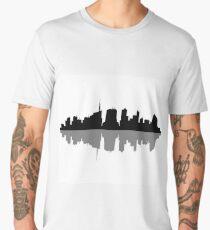 skyline Milano Men's Premium T-Shirt