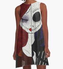 Jack & Sally A-Line Dress