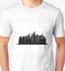 skyline Paris T-Shirt