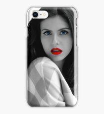 Gorgeous Woman iPhone Case/Skin