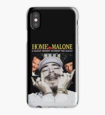 HOME MALONE iPhone Case/Skin