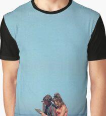 pierrot le fou Graphic T-Shirt